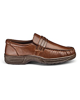 Cushion Walk Saddle Loafer