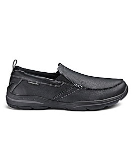 Skechers Moc Toe Slip On Shoe