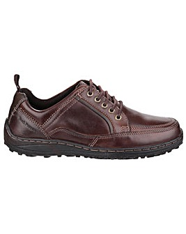 Hush Puppies Belfast Oxford Mock Toe