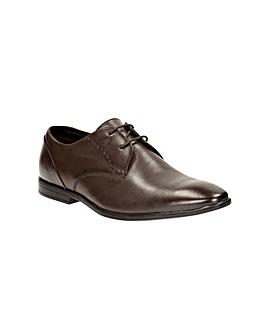 Clarks Bampton Lace Shoes