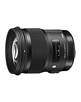 Sigma 50mm f/1.4 DG A HSM Lens Nikon Fit