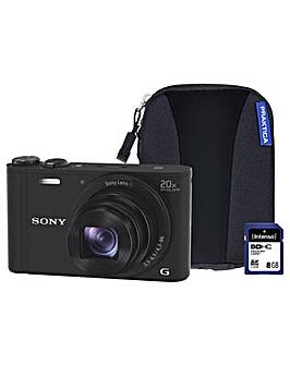 Sony DSC-WX350 Camera Kit