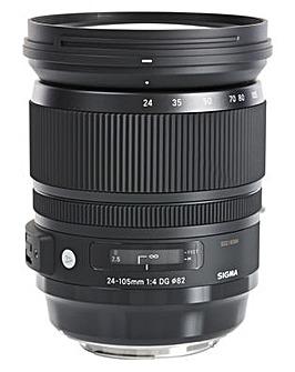 Sigma 24-105mm f/4.0 DG A OS HSM Nikon
