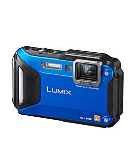 Panasonic DMC-FT5 3D Camera GPS WiFi