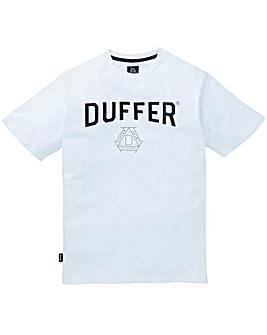 Duffer Pinner Print T-Shirt Long