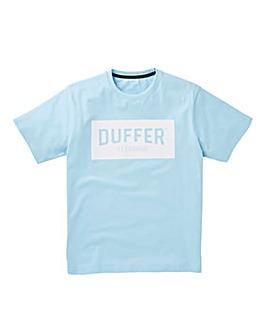 Duffer Brisk Print T-Shirt Long