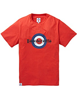Lambretta Logo T-Shirt Long