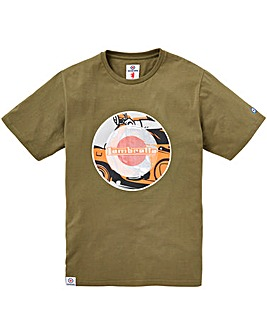 Lambretta Comic T-Shirt Long