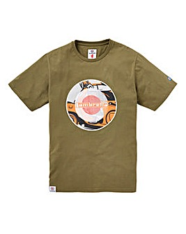 Lambretta Comic T-Shirt Reg