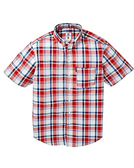 Lambretta Multi Check Shirt Reg