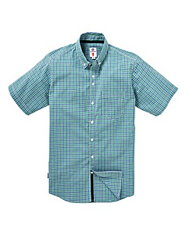 Lambretta Zelda Check Shirt Long