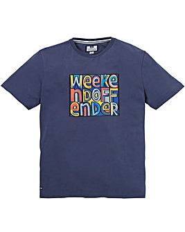 Weekend Offender Mad Cyril T-Shirt Long