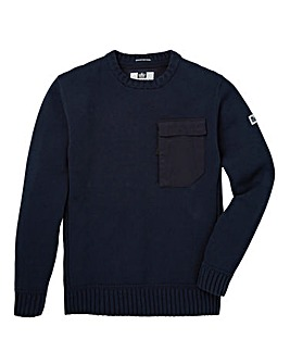 Weekend Offender Crew Neck Jumper