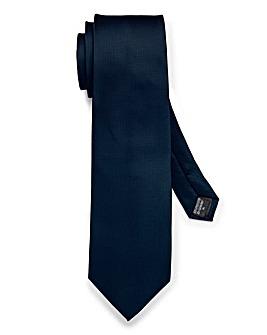 Kensington Plain Blue XL Tie
