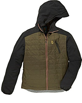 Luke Sport Hooded Quilt Jacket