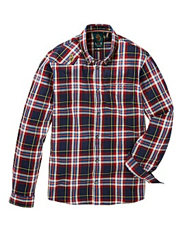 Luke Sport Check Shirt Long