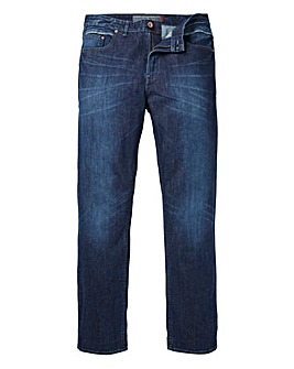 Mish Mash Mickey Stretch Dk Wash Jean 31