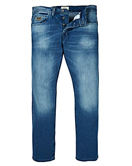 VOI ANDERSON MID WASH JEAN 29 IN