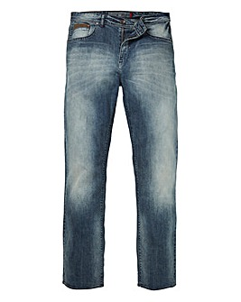 Mish Mash 1984 Floyd Jeans 33 In