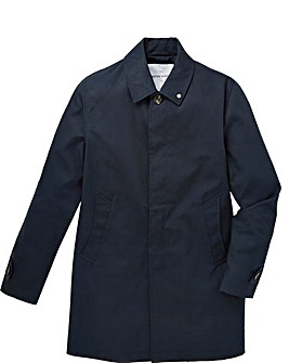 Peter Werth Twyford Bonded Cotton Mac