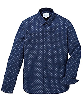 Peter Werth Bembridge Print Shirt