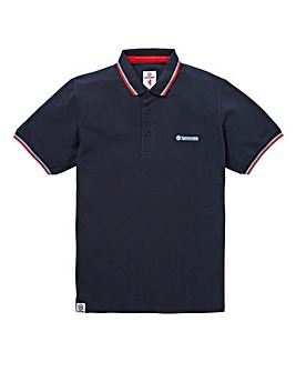 Lambretta Tipped Collar Polo Regular