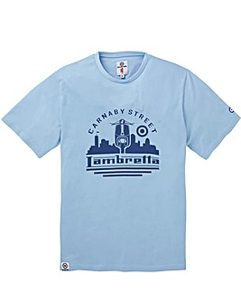 Lambretta Carnaby Street T-Shirt Long