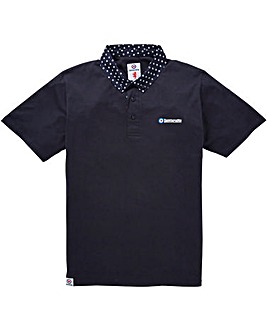 Lambretta Target Collar Polo Regular