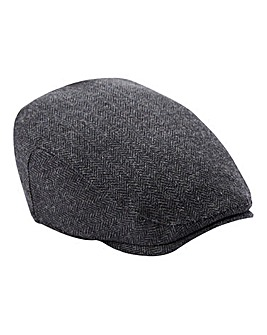 Williams & Brown Tweed Flat Cap