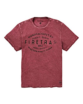 Firetrap Hakan T-Shirt Regular