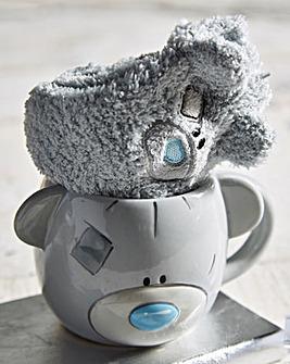 Personalised Me To You Mug and Socks Set