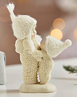 Snowbabies Hug Please