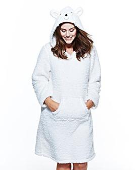 Pretty Secrets Cuddle Fleece Nightshirt