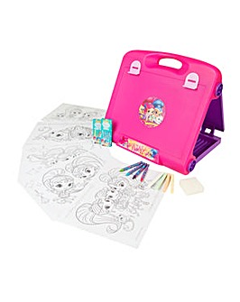 Shimmer & Shine Travel Art Easel