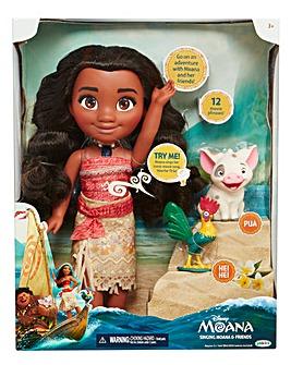 Disney Moana Singing Doll