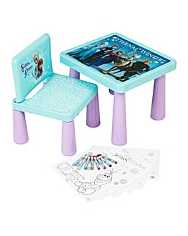 Disney Frozen Sit & Colour