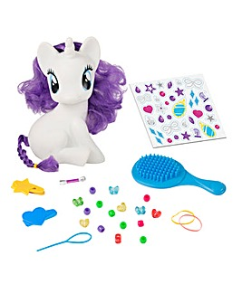 My Little Pony Rarity Styling Head