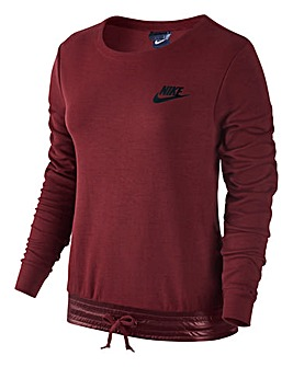 Nike Advance 15 Crew LS T