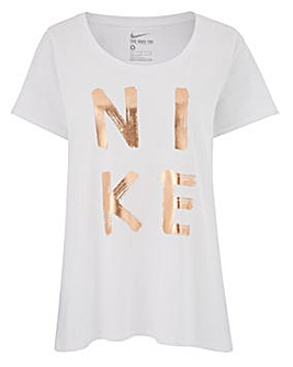 Nike Metallic T-Shirt