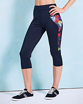 Ellesse Arrows Capri Legging