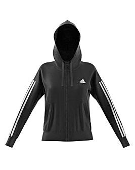 Adidas 3 Stripe Hoody