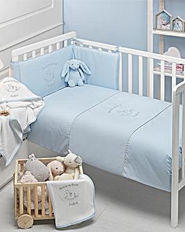 Rock A Bye Baby 2 Piece Bedding Set