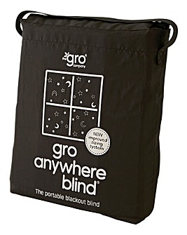 Gro-Anywhere Blind - Stars and Moon
