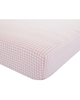 Canterbury Patchwork Fitted Sheet