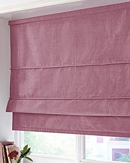 Faux Silk Thermal Roman Blind