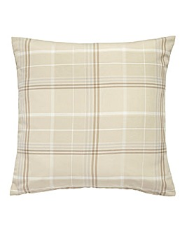 Kindle Plaid Check Filled Cushion