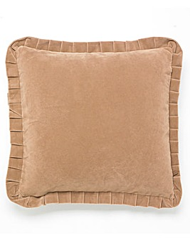 Velour Filled Cushion