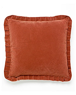 Thermal Velour Filled Cushion