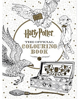 HARRY POTTER COLOURING BOOK