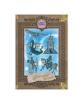 My Craft Studio  Fairytale Book  CD-ROM